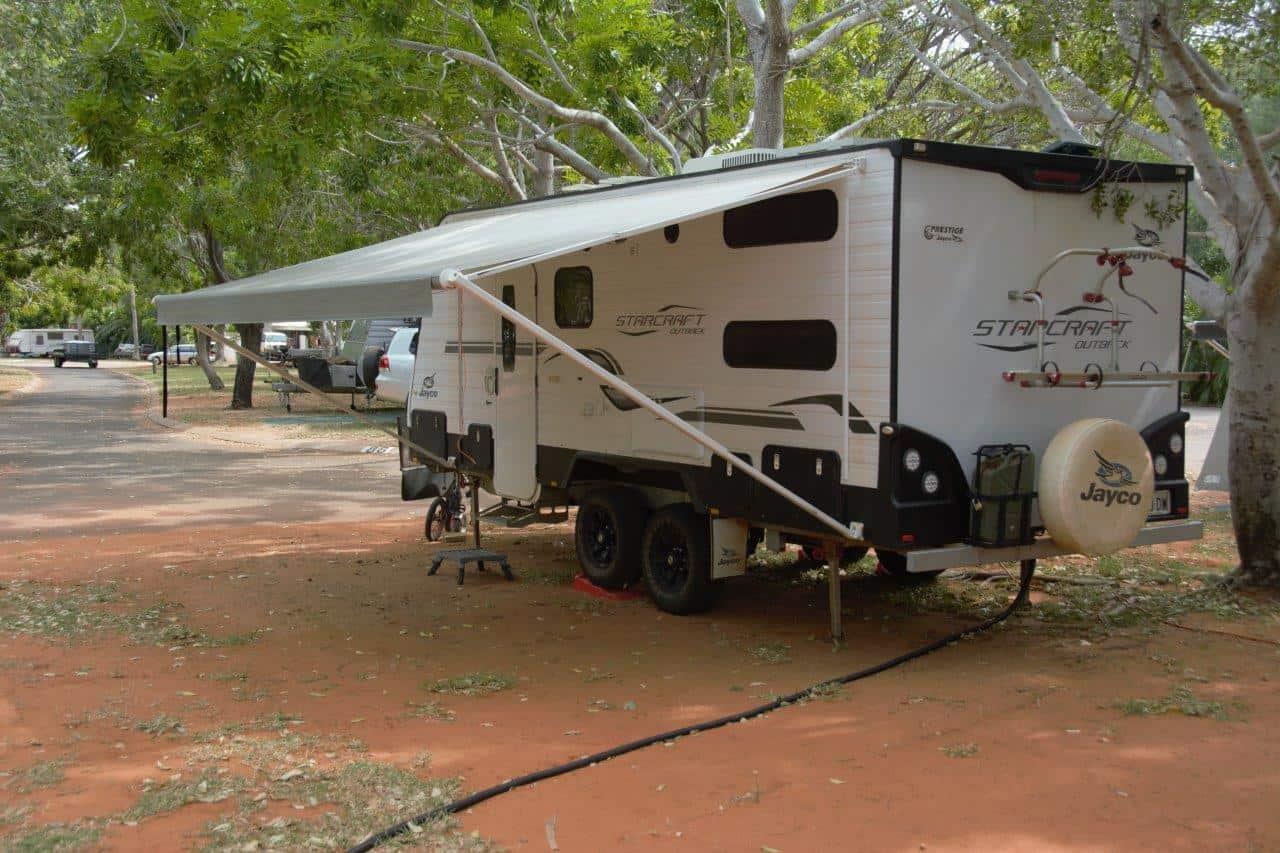 Caravan 4WDing