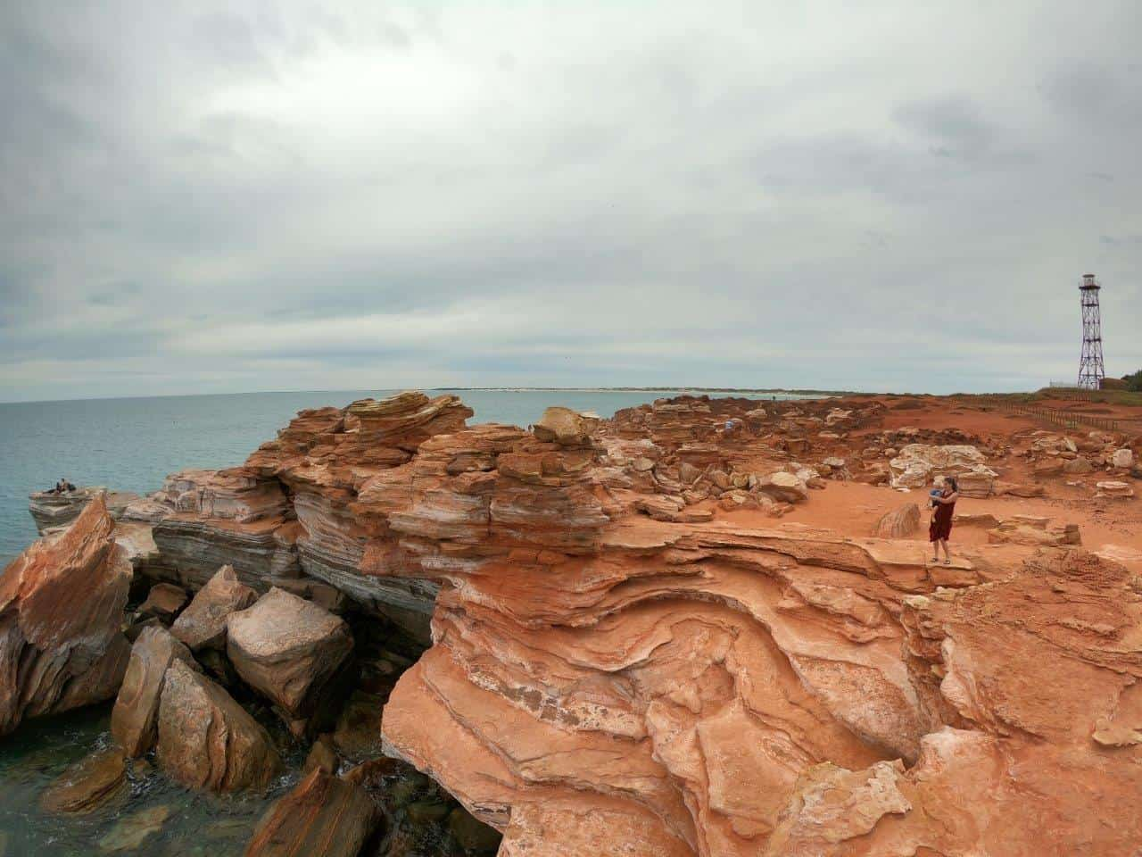 Gantheaume Point in Broome