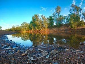 Larrawa River