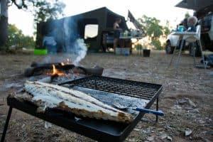 Lorella Springs camping