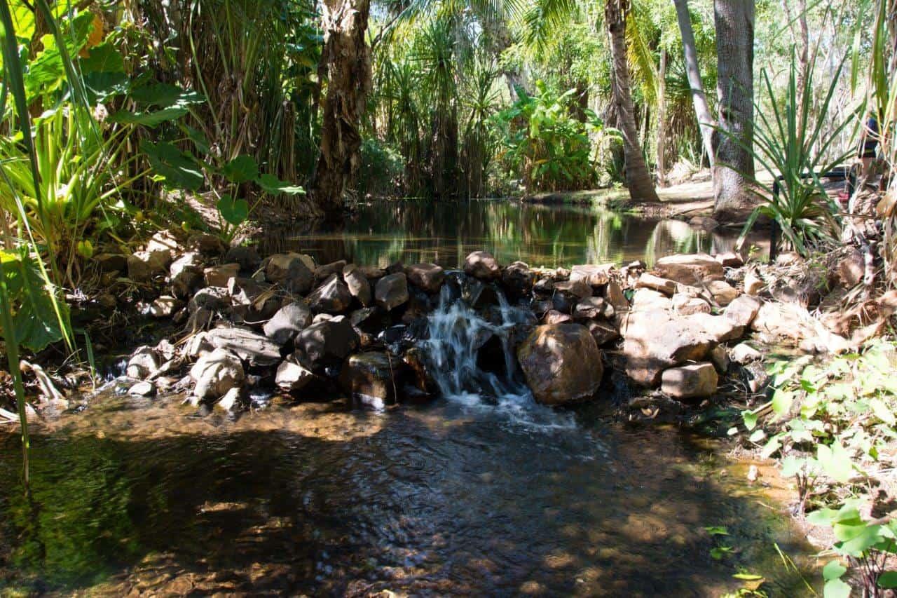Magical Hot Springs