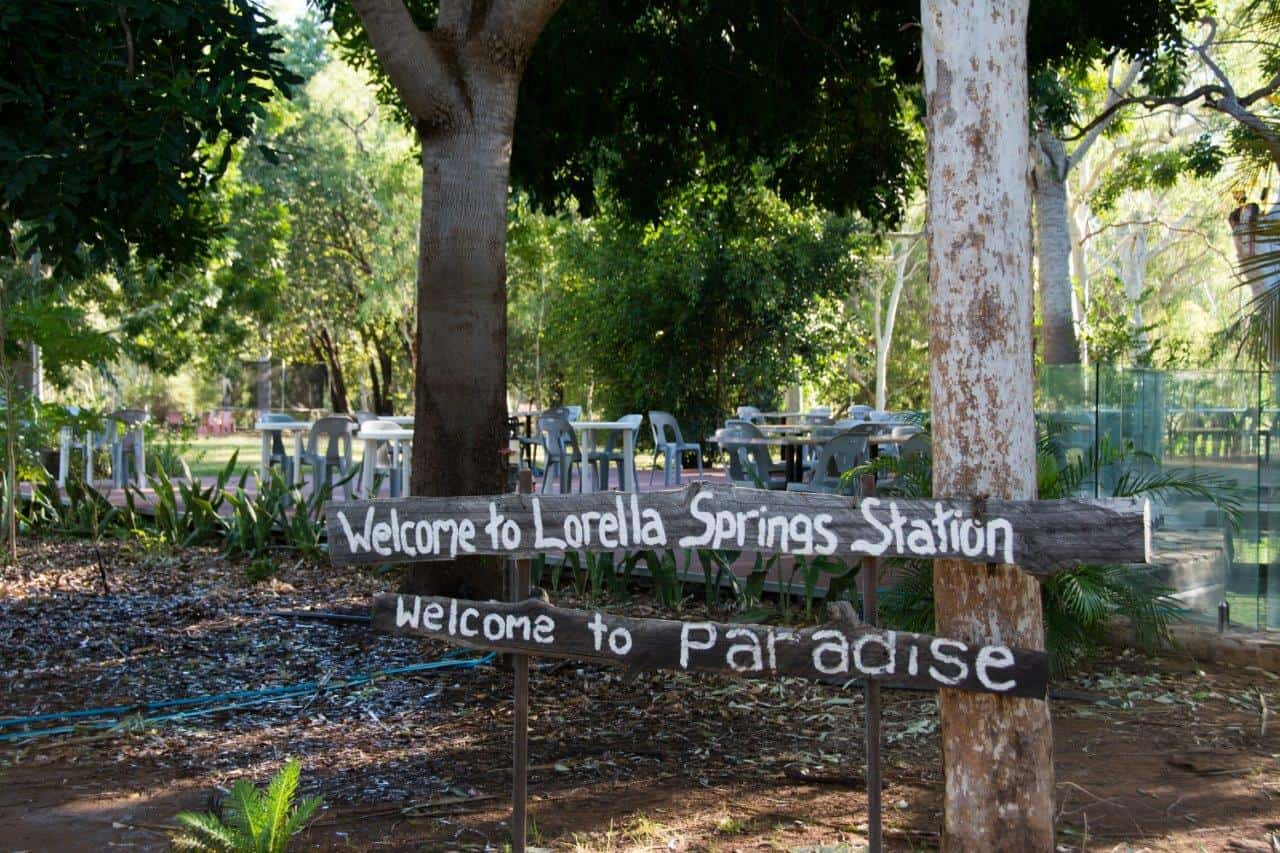Welcome to Lorella Springs Station