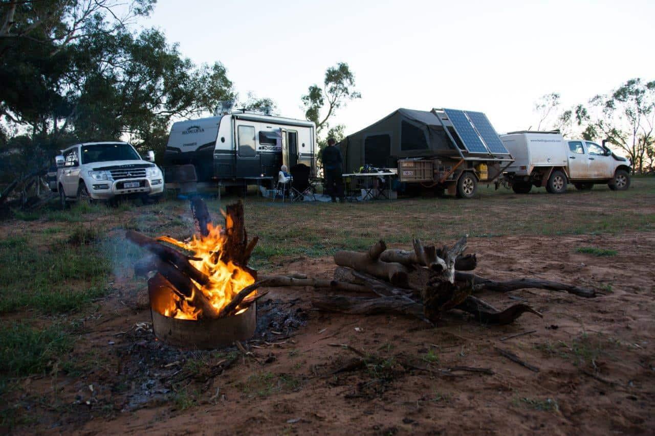 Caravan or camper trailer?