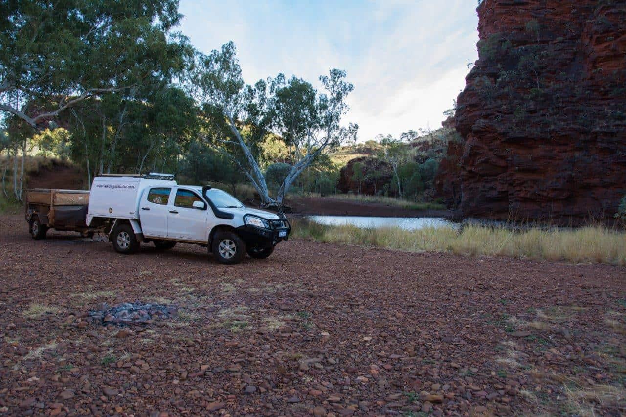 Caravan vs camper trailer size