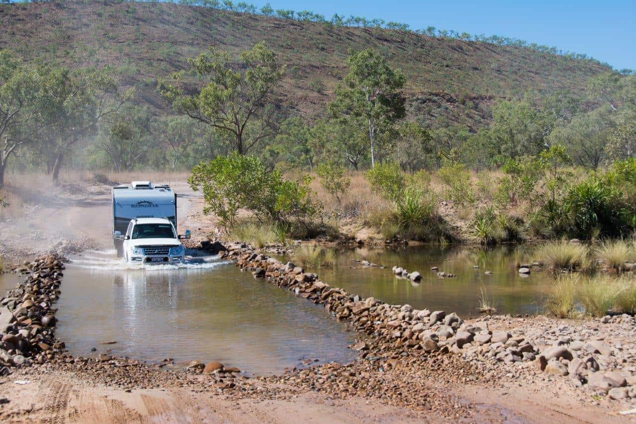 Caravan access limitations
