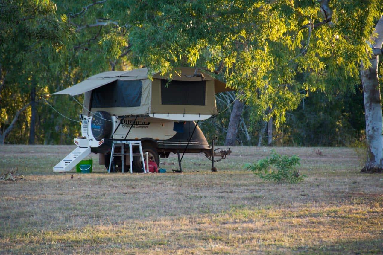 Ultimate Camper Trailer
