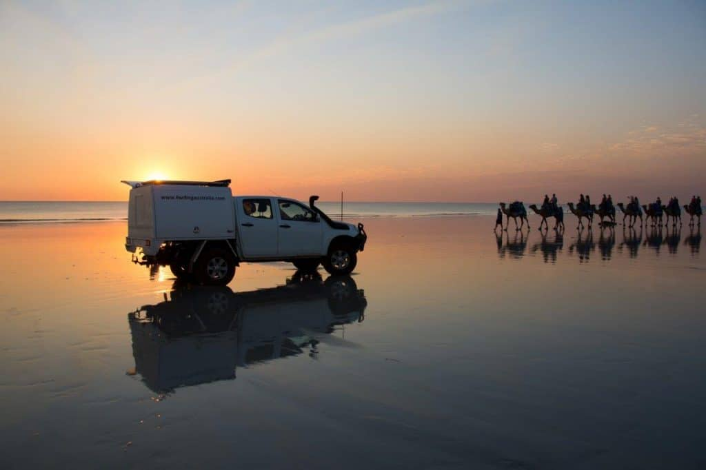 Cable Beach 4WD