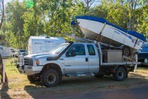 F250 for touring Australia