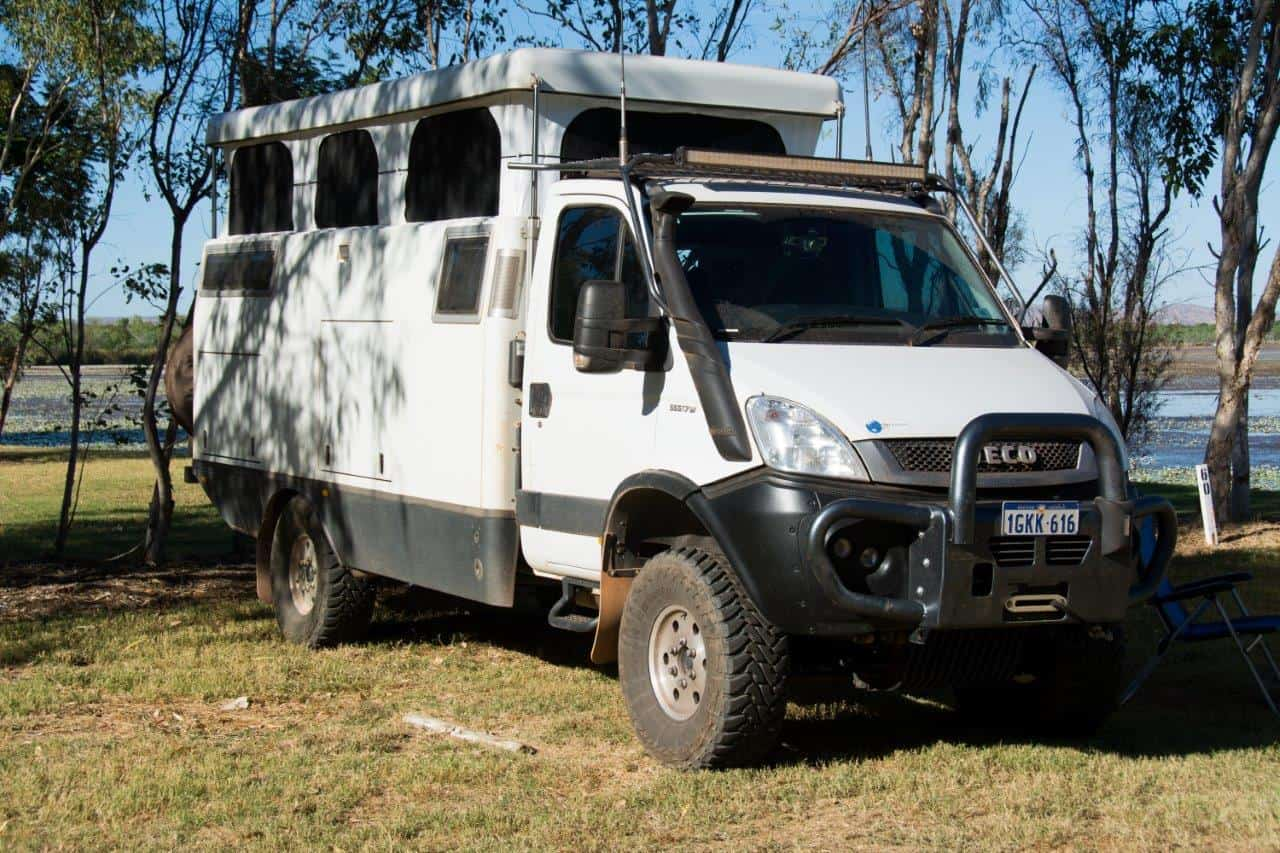 4WD Trucks for touring
