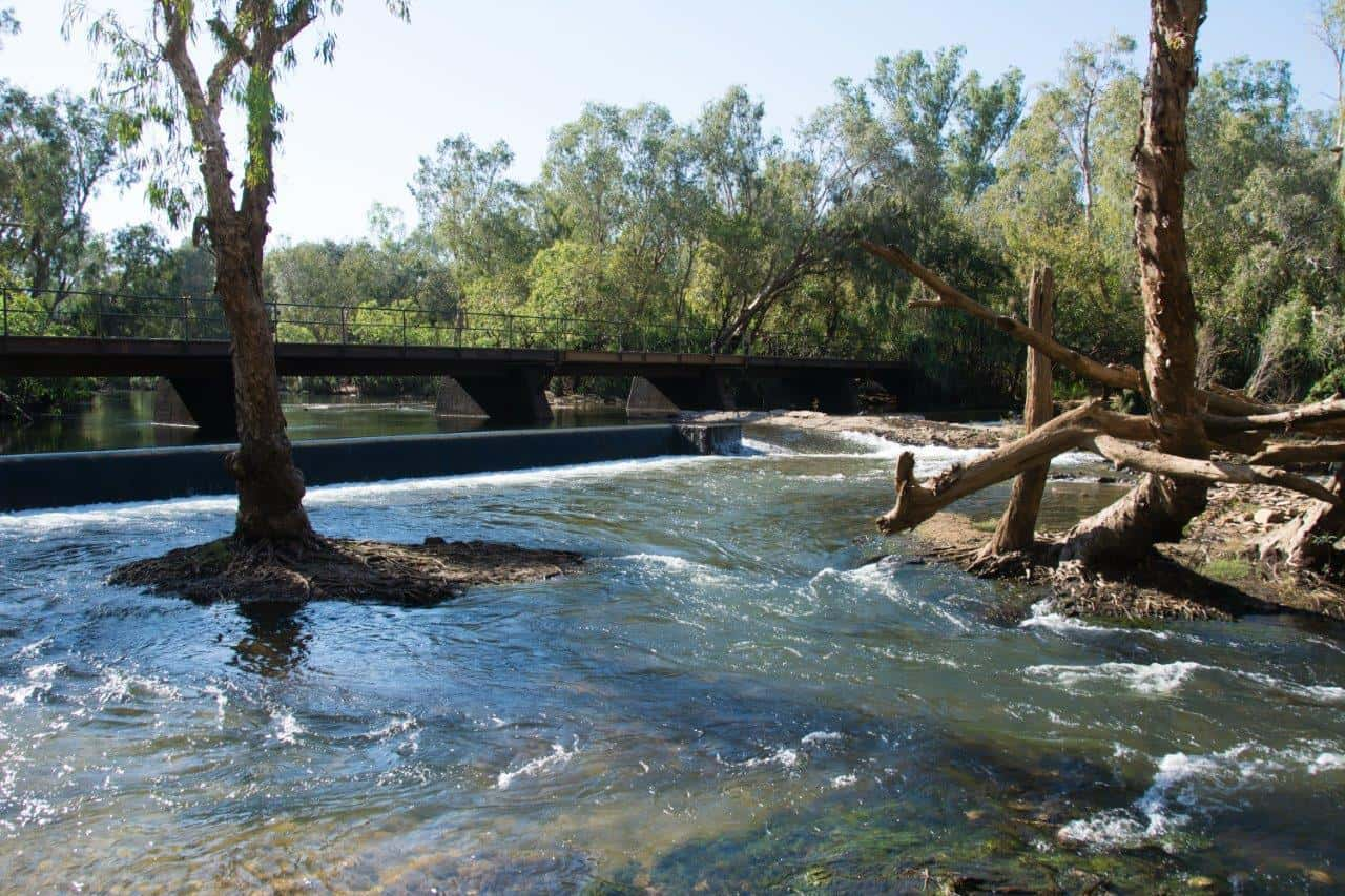 Katherine Lower River Region