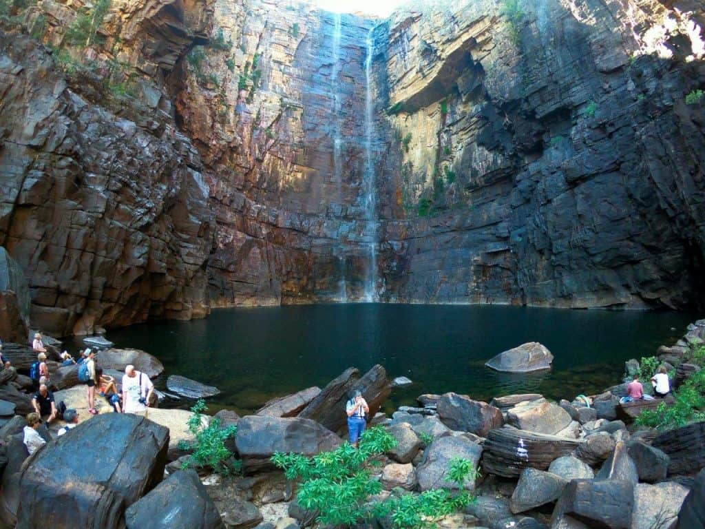 Jim Jim Falls at Kakadu