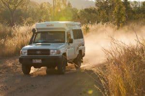 Kimberley 4WD hire