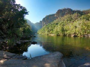 Spectacular scenery at Kakadu
