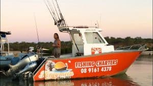 Honeymoon Bay fishing charters