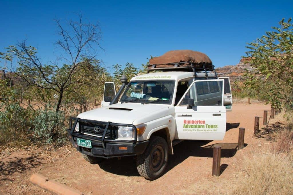 Tours in the Kimberley