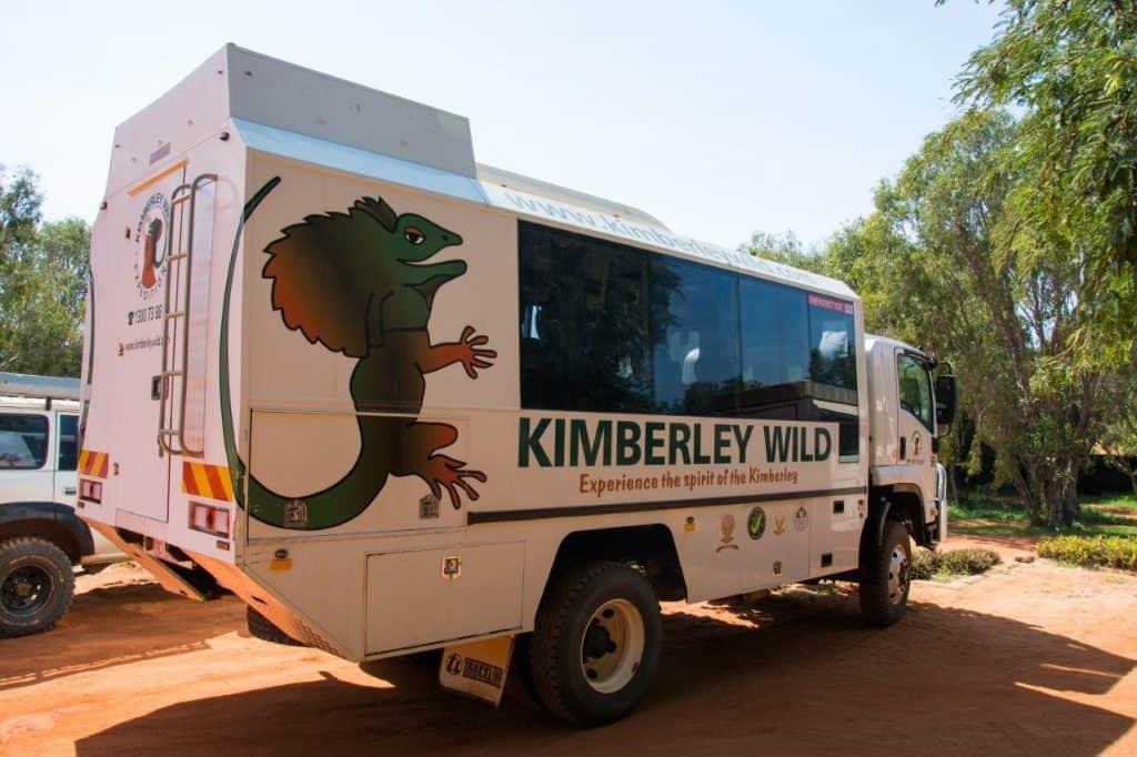 Kimberley Wild tours