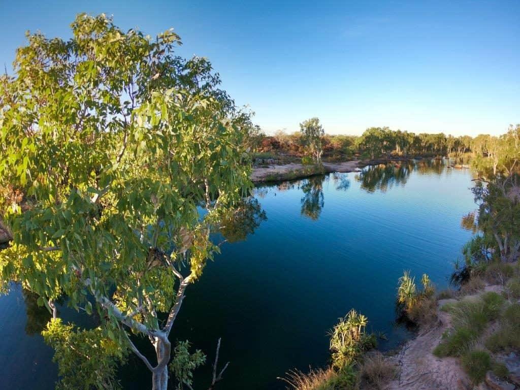 Manning Gorge River