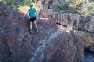 Koolpin Gorge Hiking