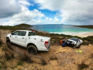 Esperance 4WD recovery
