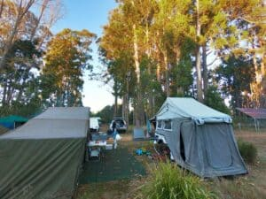 Nannup caravan park
