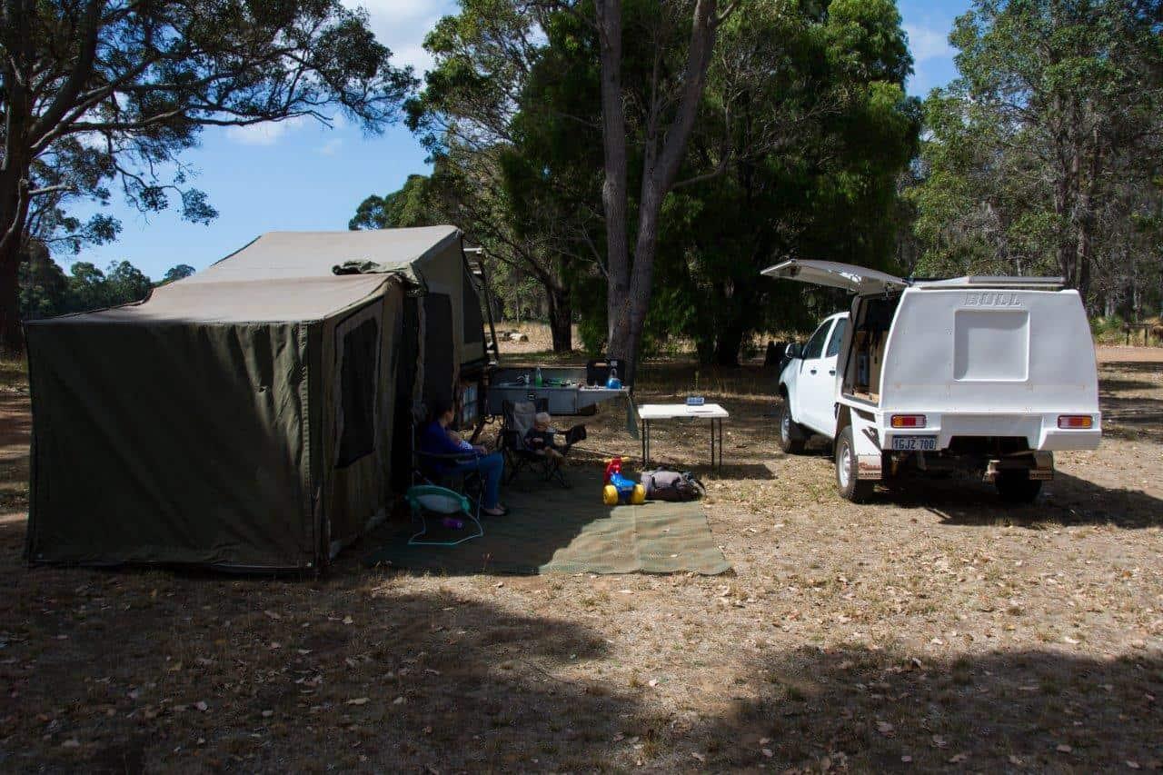 Glenbrook Camping