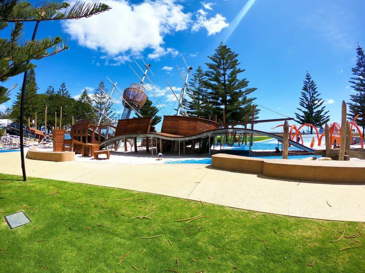 Busselton playground