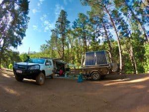 Dwellingup Camping