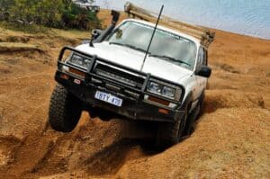 Mud terrain tyres are heavier