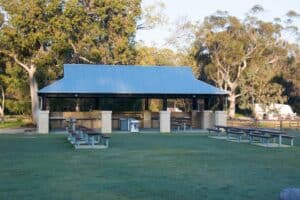 Yanchep camp kitchen