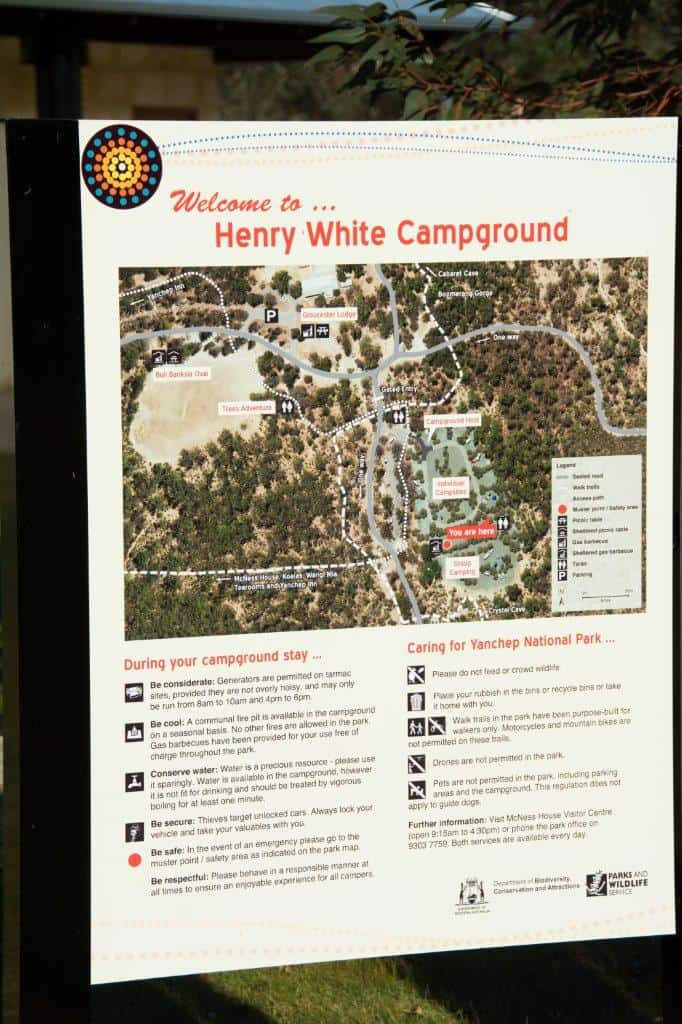 Henry White Camp Ground