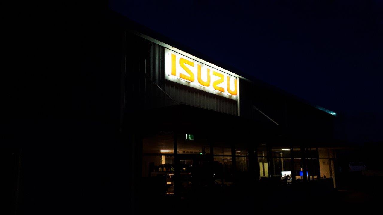 Picton Isuzu Review