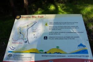 Walking around Yanchep NP