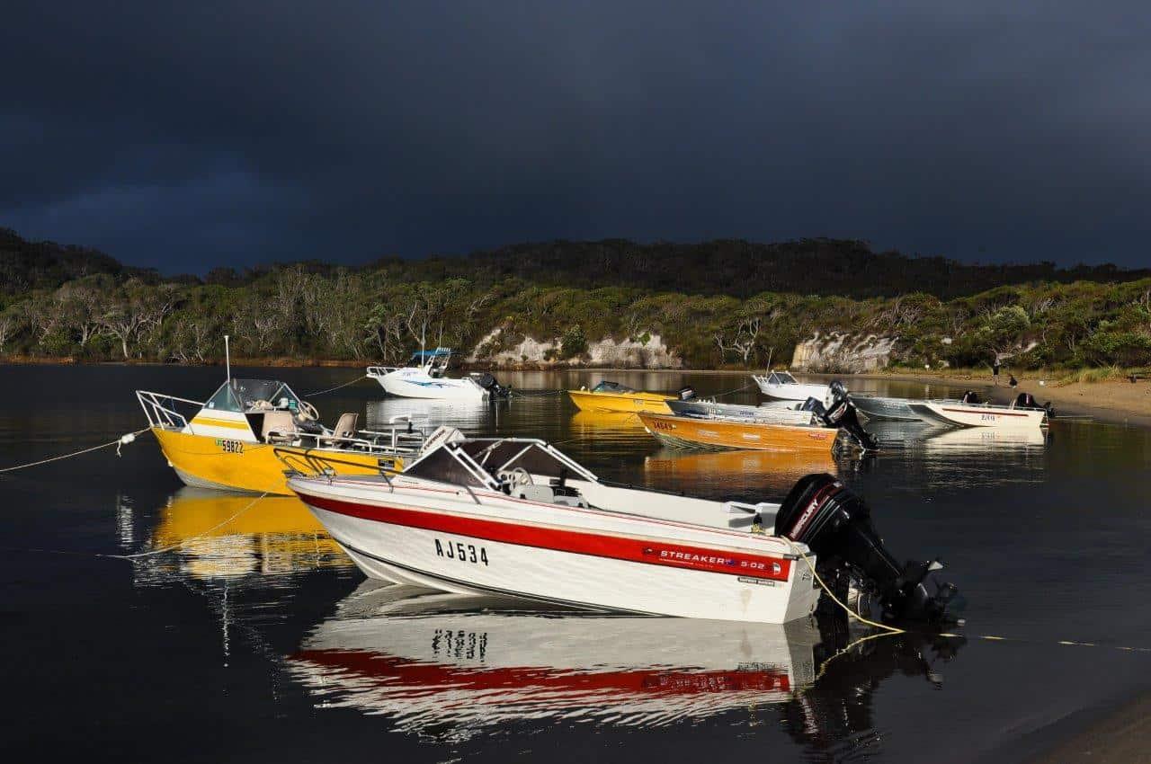 Walpole boats