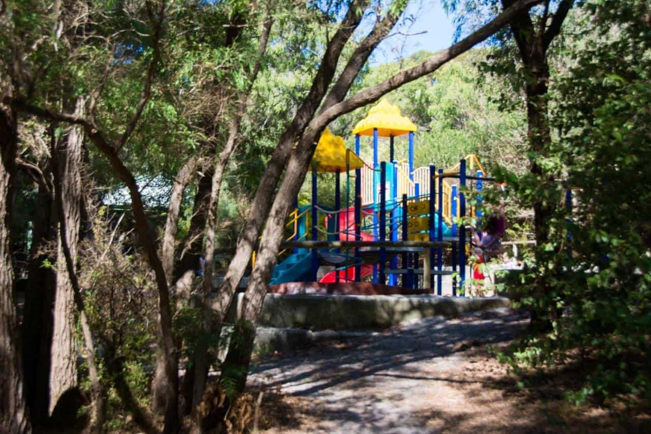 Outdoor Playground at Walpole