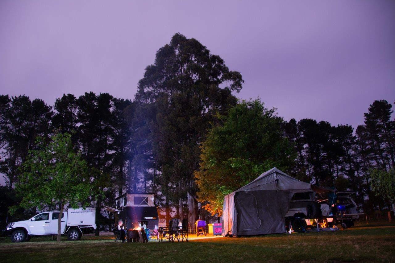 Fontys Pool camping