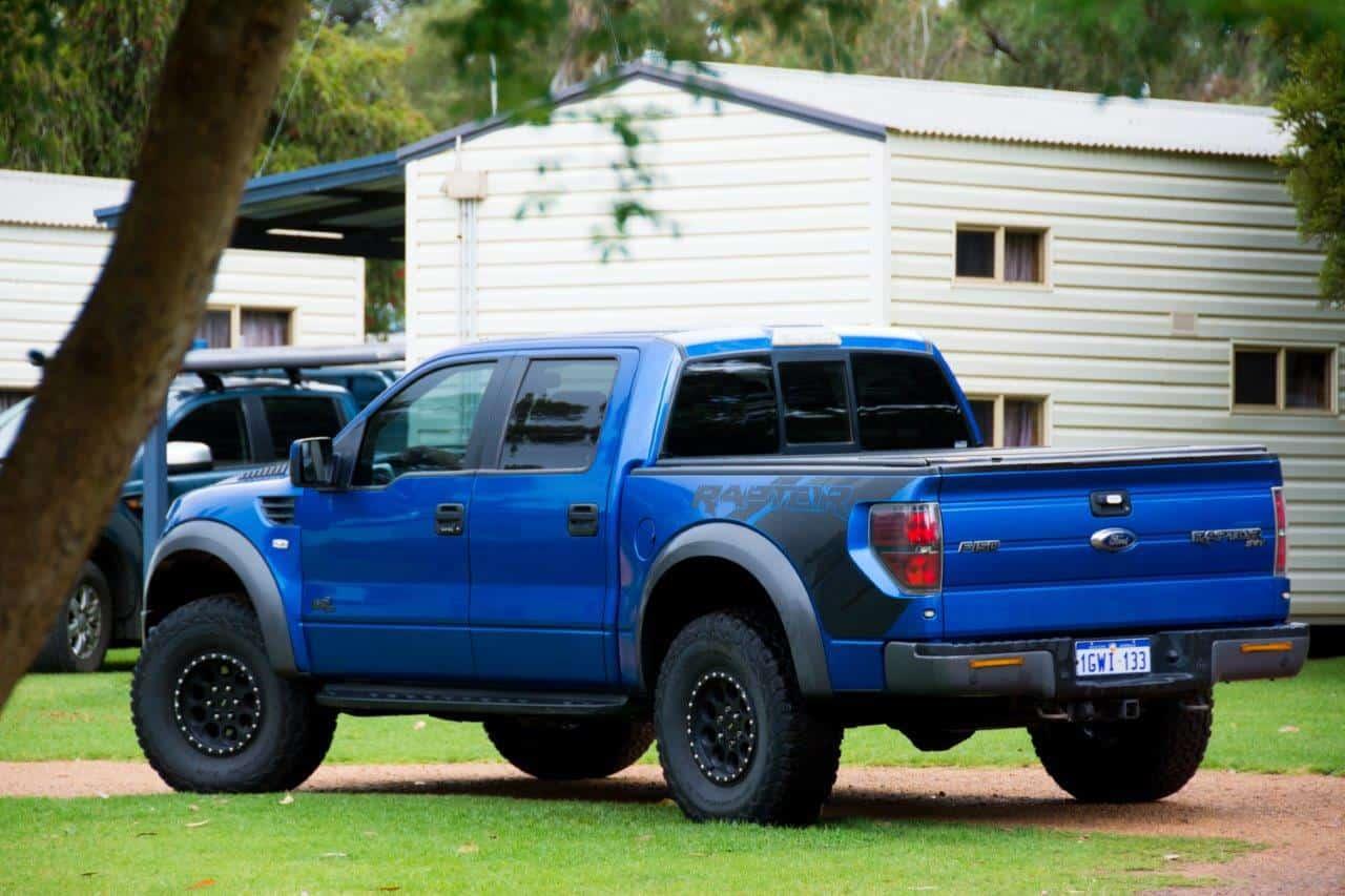 Ford Raptor F150 tub