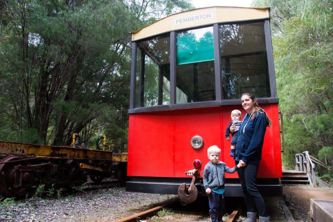 Pemberton Tram Way