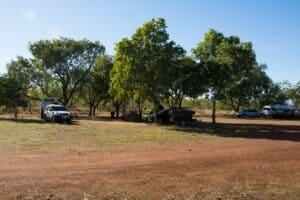 Camping at Zebra Rock