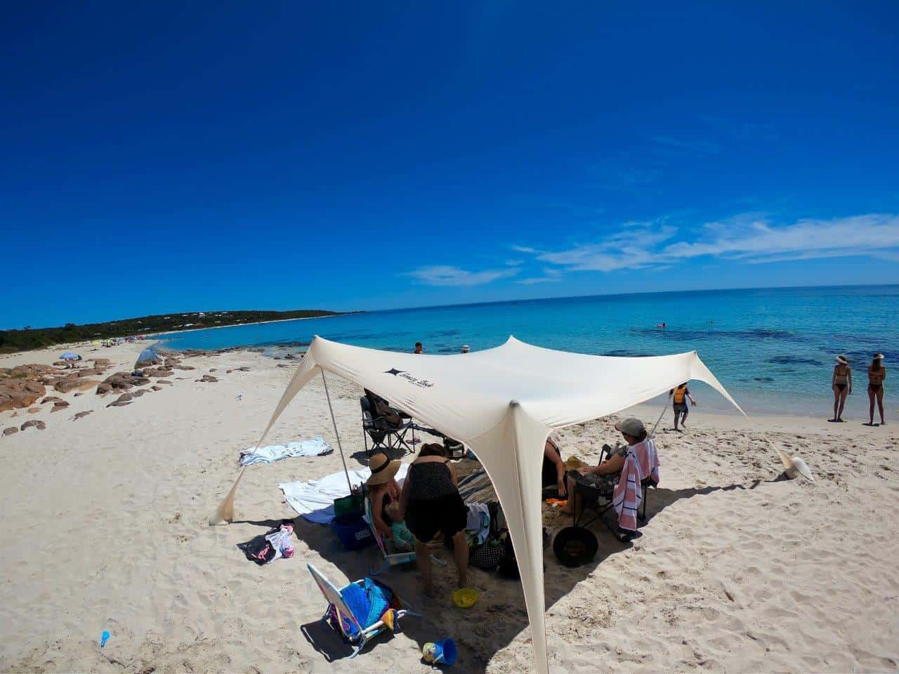 Breezy Shade Beach Shelter
