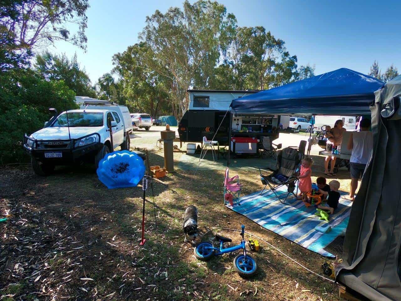 Willowbrook camping