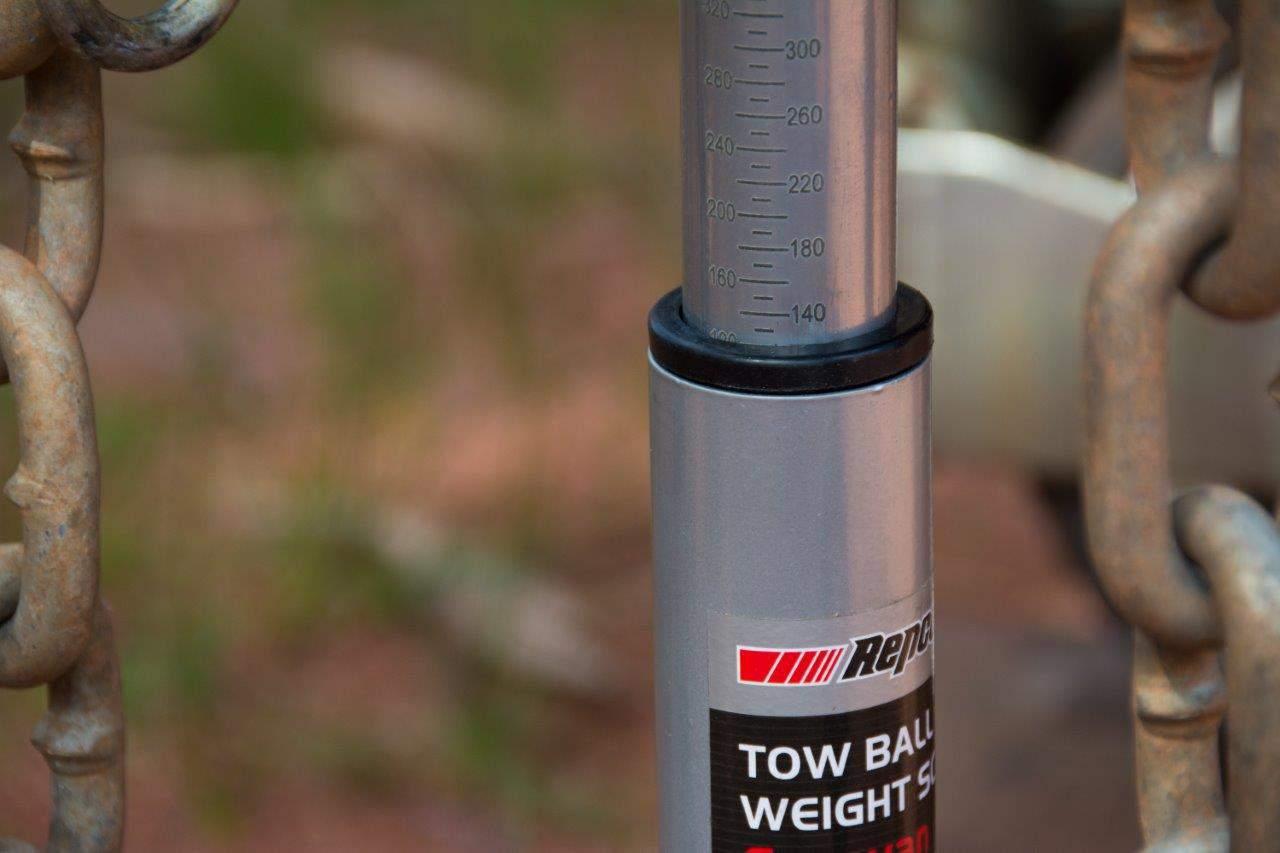Tow ball weight Hypercamper