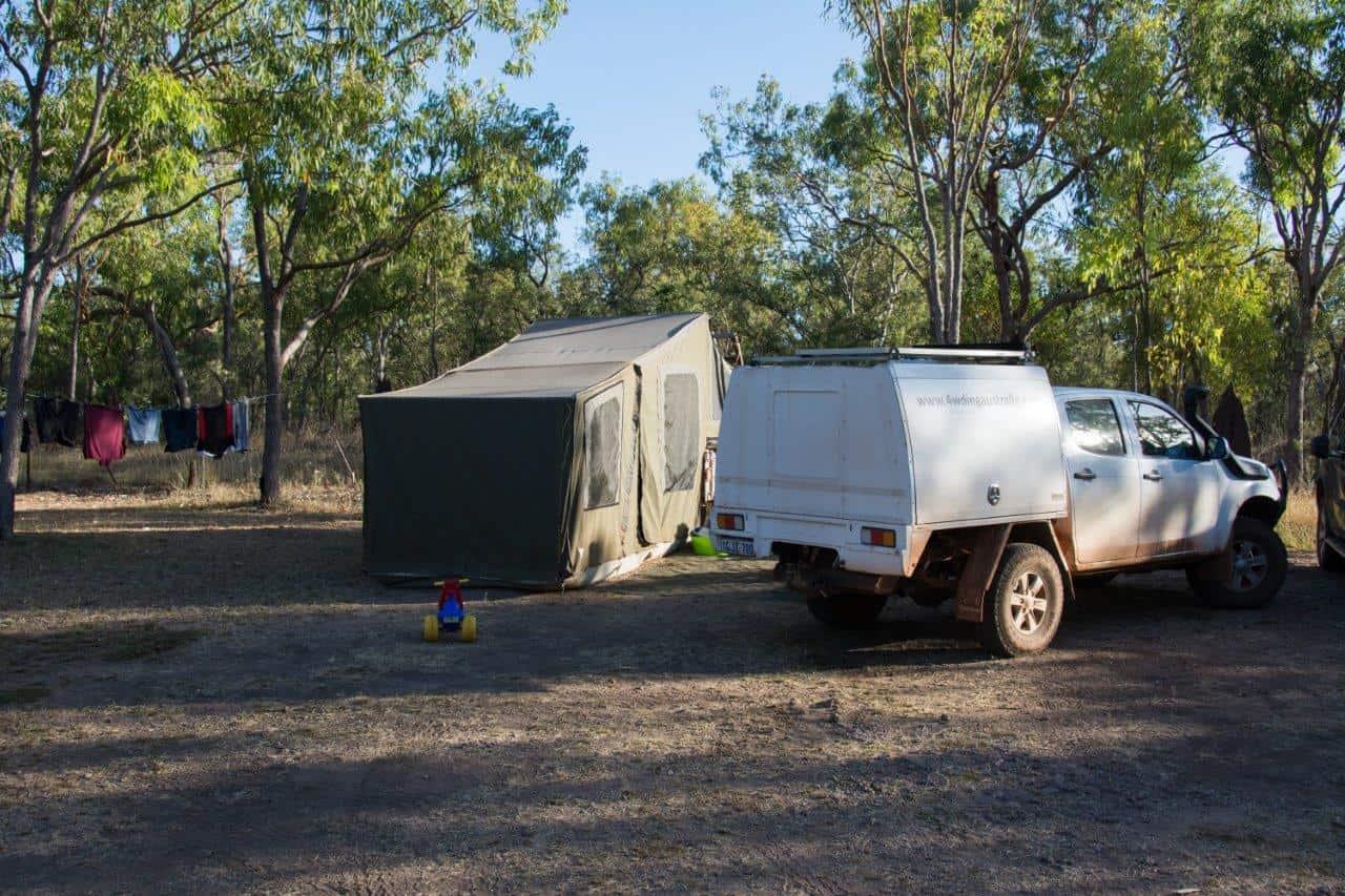 Mataranka Camping