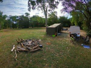 Mt Bundy Camping