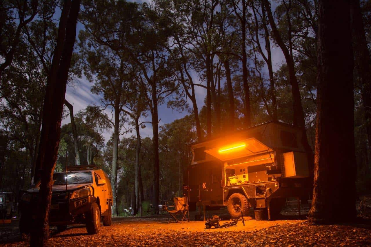 Potters Gorge Campground