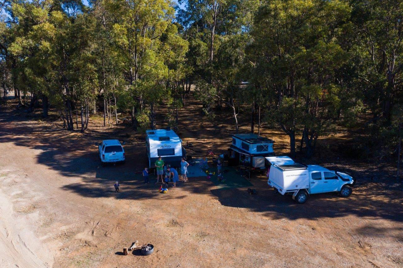 Camping near Perth