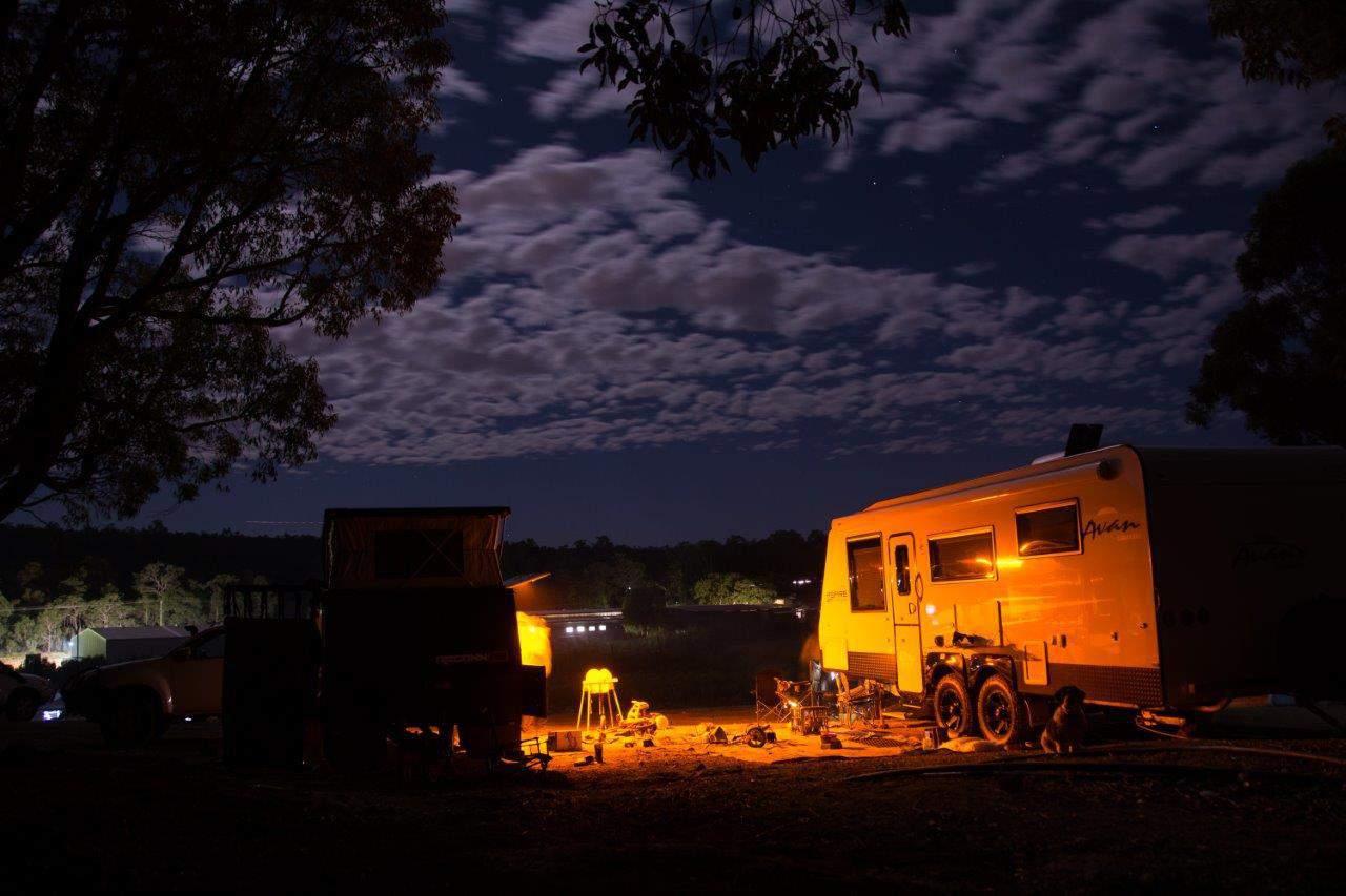 Caravan vs hybrid