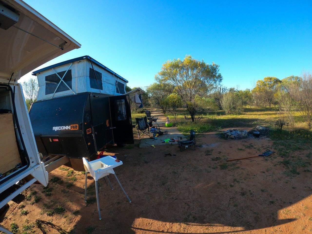 Our Hybrid Camper