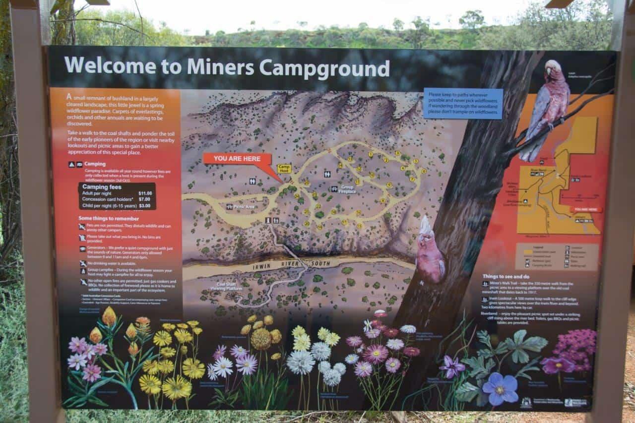 Miners Camp Ground