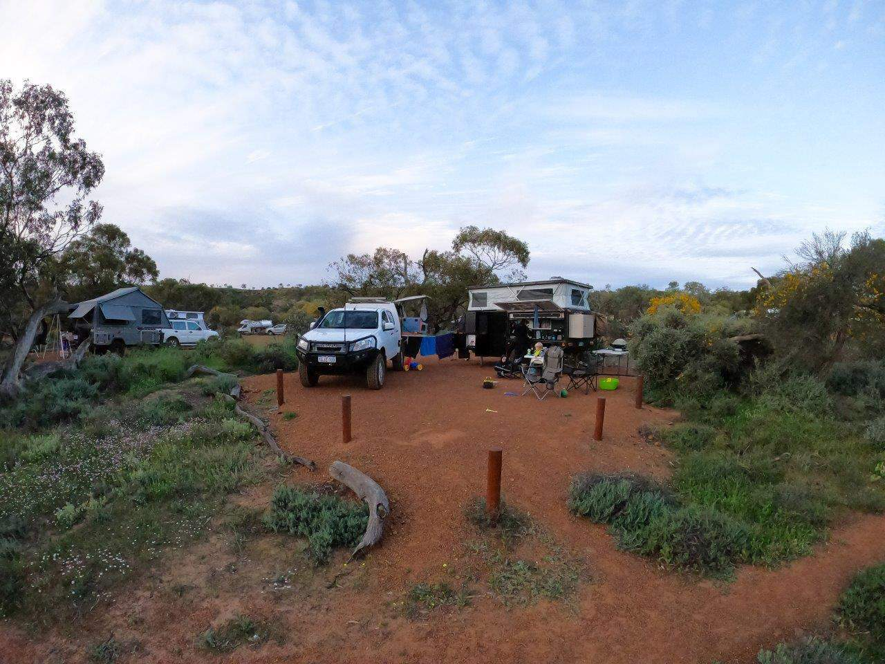 Coalseam camp ground