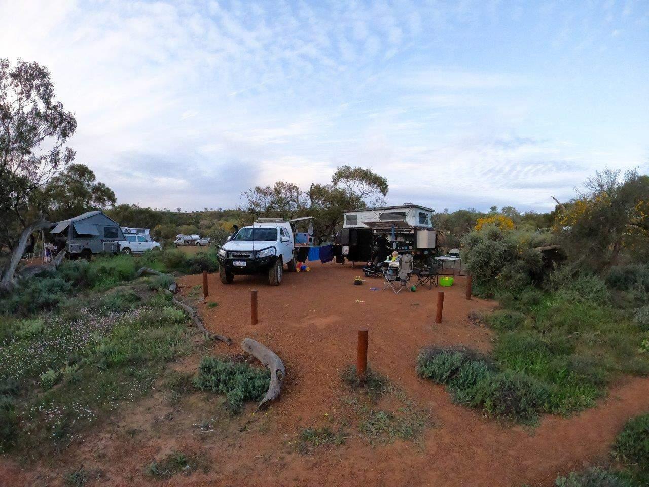 Coalseam camp ground